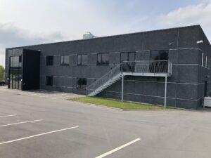 Solfilm til bygninger 40% Black
